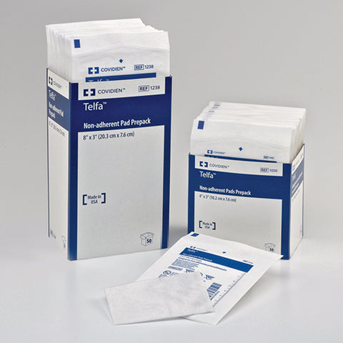 Covidien Telfa Ouchless Non-Adherent Dressings - Rochester Medical Supplies