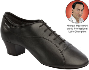 "Ultimate Mens Latin Shoe with ""SupaFlexi"" Split Sole Supadance 8500"