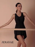 Sexy ZYM Dancestyles Comfy Moment #2023H Loose Latin Practice Top/Blouse with Long Ties.  Pra595