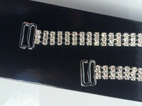 Bra Straps - Crystal Rhinestones, replace the straps on your existing bra