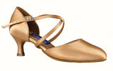 Dance America Smooth Women's Shoe with Soft Rounded Toe Charlotte