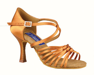 Strappy Shoe with Triple Knot Vamp Dance America Cheyenne