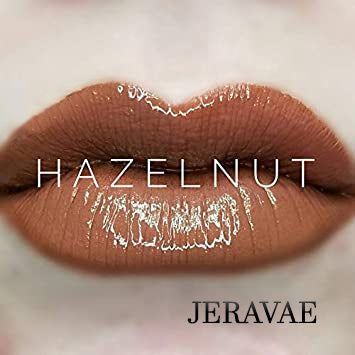 #1246 Hazelnut LipSense Lip Color. Long-Lasting Creamy Light Brown with a Matte Finish Vegan Lipstick