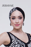 Fabric Latin or Ballroom Headband with Twist Knot, Available in 6 Colors and Youth and Adult Sizes. Perfect for Competition or Practice