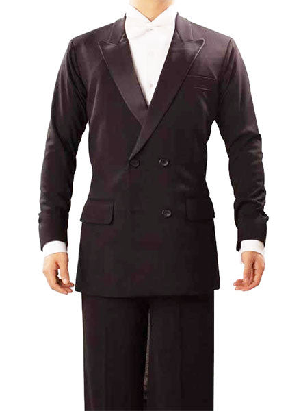 Men's Double Breasted Suit Jacket