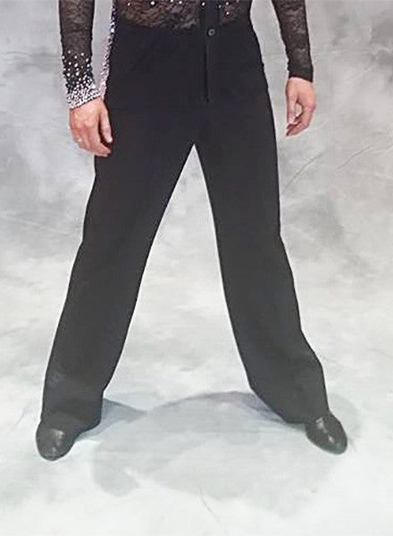 Men's Ballroom Competition Dance Pants