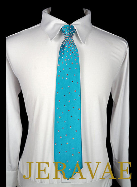 SCATTERED STONE BALLROOM TIE Tie006