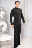 Mens Simple Ballroom Tunic without Trunks - 2019 Colors MS6A