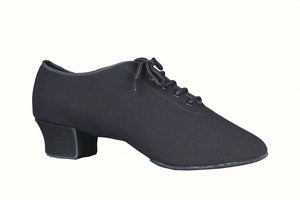 Elasticized Lycra/Canvas Blend Mens Latin Shoe Orlando
