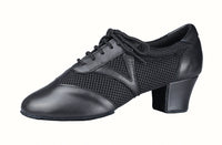 Dance America Ladies Practice Shoe With Split Sole for Flexibility and Mesh for Ventilation Savannah