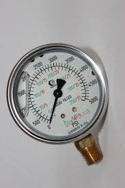 Graco Fluid Gauge,5000 PSI