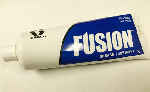 118665 TUBE GREASE FUSION 4OZ