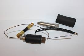 24K207 Fluid Temp Sensor Kit with RTD, for single hose