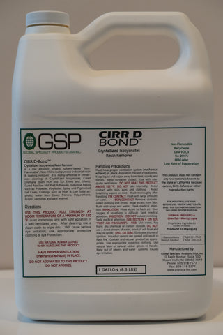 Cirr D Bond: 1-Gallon Jug