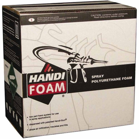 P10705 II-105 HANDI-FOAM E84 CLASS 1 SPRAY FOAM 1.75#