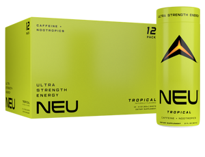 NEU Ultra Strength Energy + Nootropics