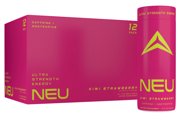 🥝🍓Kiwi Strawberry - NEU Ultra Strength Energy + Nootropics