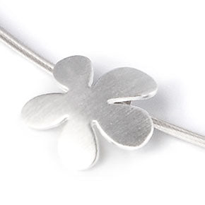 Sterling Silver Buttercup Pendant