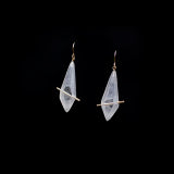 Lucid Crystal Dangle Earrings