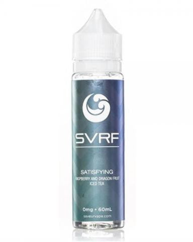 Satisfying by SVRFA raspberry dragon fruit iced tea vape shop wii vape gta york gta toronto ontario canada best price cheap #1 shop number one shop in toronto