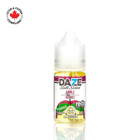 7 Daze - Salt Nic Series Berries (30mL)