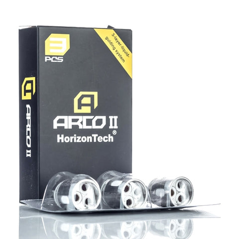 Horizon Arco II Coils Flax Paper and Cotton Atomizer vape shop wii vape gta york gta toronto ontario canada best price cheap #1 shop number one shop in toronto