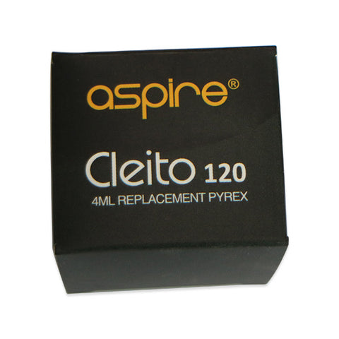 Aspire Cleito 120 replacement Glass