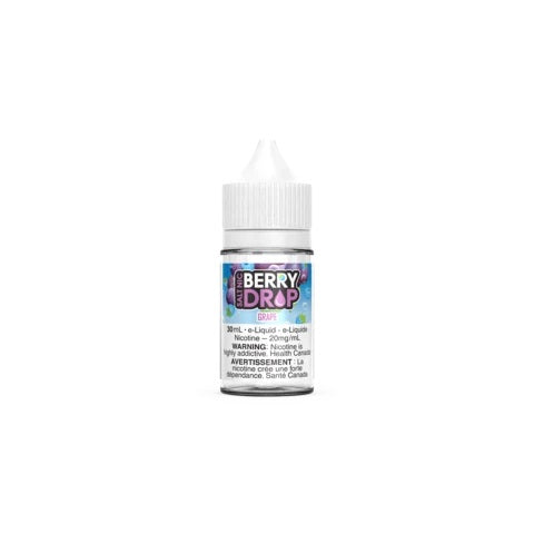 GRAPE BY BERRY DROP SALT vape shop vape store wii vape gta york toronto ontario canada best price cheap #1  shop number one shop in toronto Herbal Vape dry herb concentrates Shatter Dabs Weed Marijuana weed