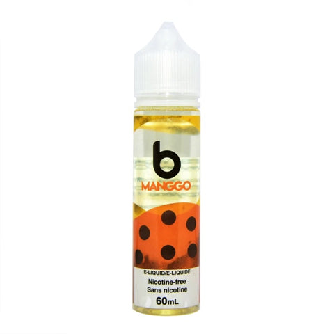 JAZZY BOBA - MANGO 60MLL vape shop vape store wii vape gta york toronto ontario canada best price cheap #1  shop number one shop in toronto Herbal Vape dry herb concentrates Shatter Dabs Weed dash vapes Marijuana weed