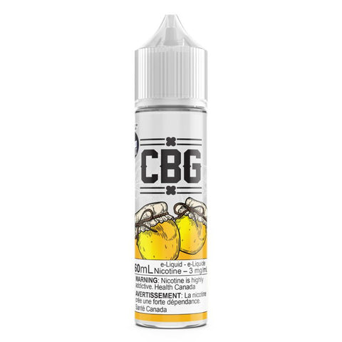 Cannoli Be Graham – CBG 60ml Cannoli Be One 60ml cbo vape shop vape store wii vape gta york toronto ontario canada best price cheap #1  shop number one shop in toronto Herbal Vape dry herb concentrates Shatter Dabs Weed Marijuana weed