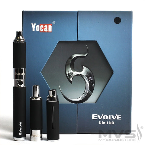 Yocan Evolve 3 in 1 Kit