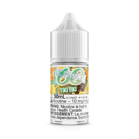 Ultimate 60 Salts – Tiki Tiki Peachster vape shop vape store wii vape gta york toronto ontario canada best price cheap #1  shop number one shop in toronto Herbal Vape dry herb concentrates Shatter Dabs Weed Marijuana weed