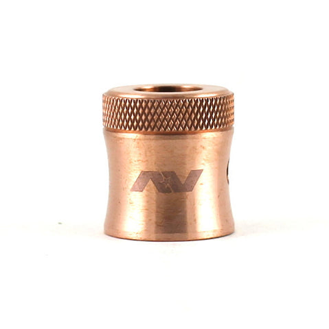 Copper WIDE BORE CAPTAIN CAP II by AVID LYFE