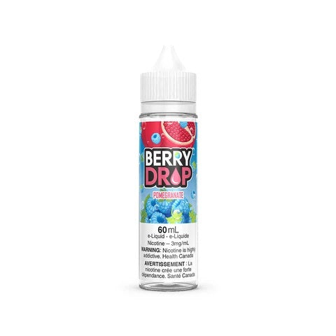 POMEGRANATE BY BERRY DROP 60ml vape shop vape store wii vape gta york toronto ontario canada best price cheap #1  shop number one shop in toronto Herbal Vape dry herb concentrates Shatter Dabs Weed Marijuana weed
