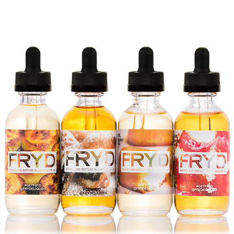 FRYD Cream Cakes Ejuice 60ml  vape shop wii vape gta Toronto ON Canada dash vapes