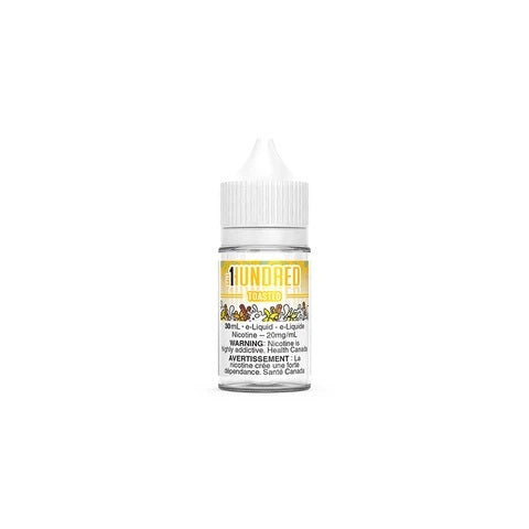 TOASTED BY HUNDRED SALT SINFUL BY HUNDRED SALT vape shop vape store wii vape gta york toronto ontario canada best price cheap #1  shop number one shop in toronto Herbal Vape dry herb concentrates Shatter Dabs Weed Marijuana weed