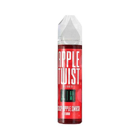 Apple Crisp by  Twist E-Liquids  vape shop vape store wii vape gta york toronto ontario canada best price cheap #1  shop number one shop in toronto Herbal Vape dry herb concentrates Shatter Dabs Weed Marijuana weed
