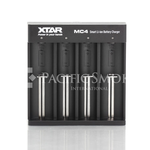 Xtar MC4 Quad Bay Charger vape shop vape store wii vape gta york toronto ontario canada best price cheap #1  shop number one shop in toronto Herbal Vape dry herb concentrates Shatter Dabs Weed Marijuana weed