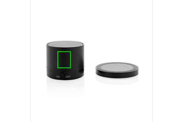 Set caricatore e speaker wireless