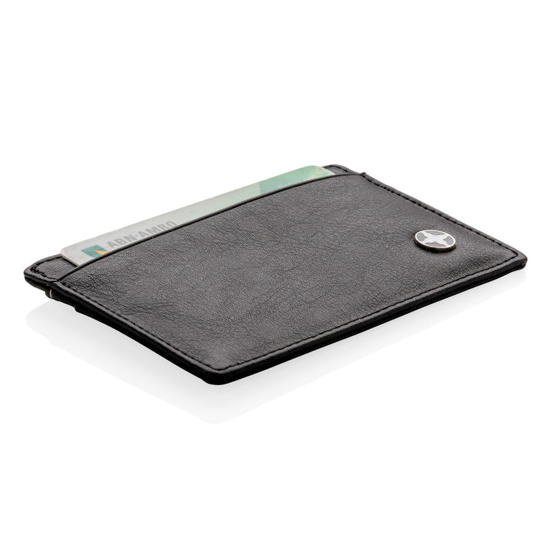 Porta carte RFID Swiss Peak