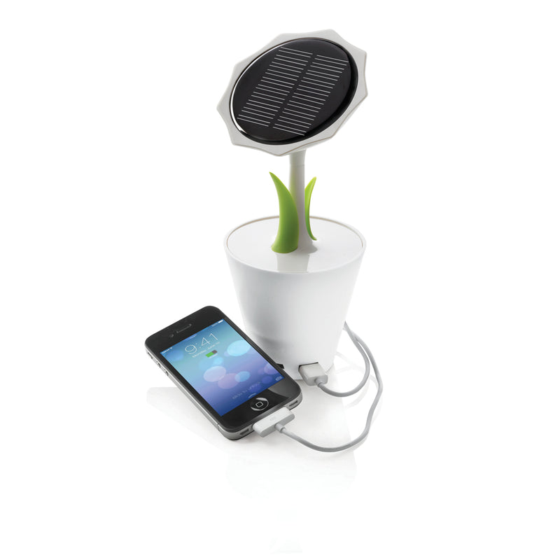 Powerbank solare Sunflower 2500mAh *