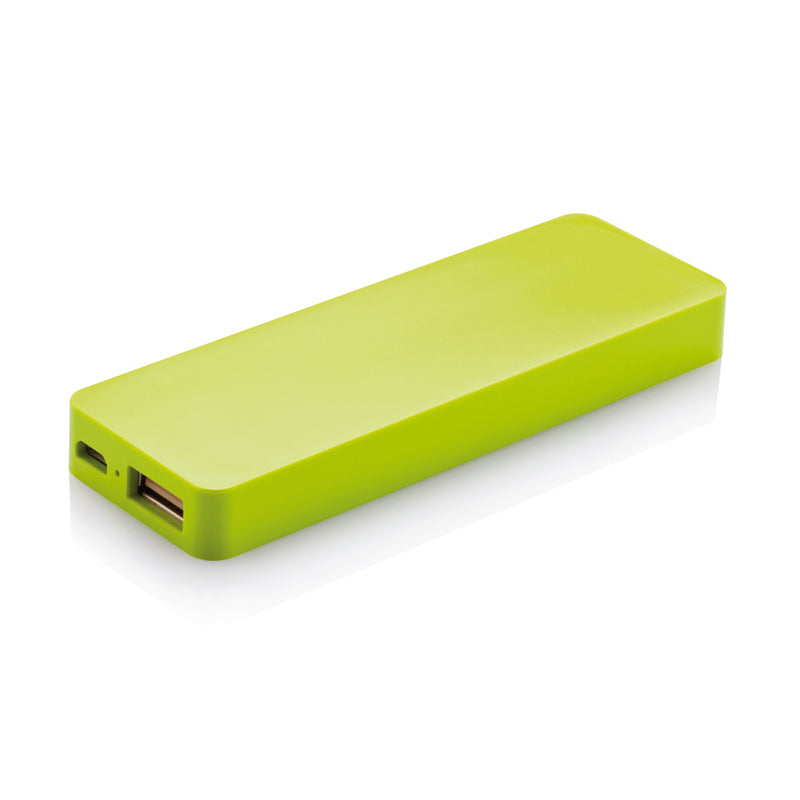Powerbank da 2500 mAh *
