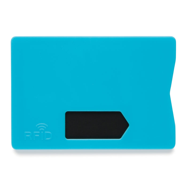 Porta carte RFID anti skimming