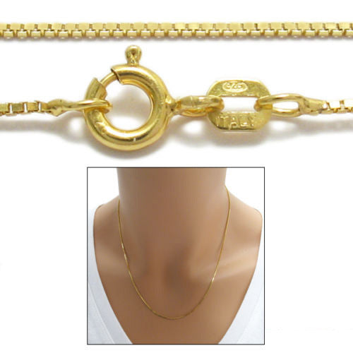 Yellow Gold Plated Chains