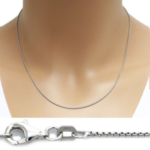 Round Box Chains