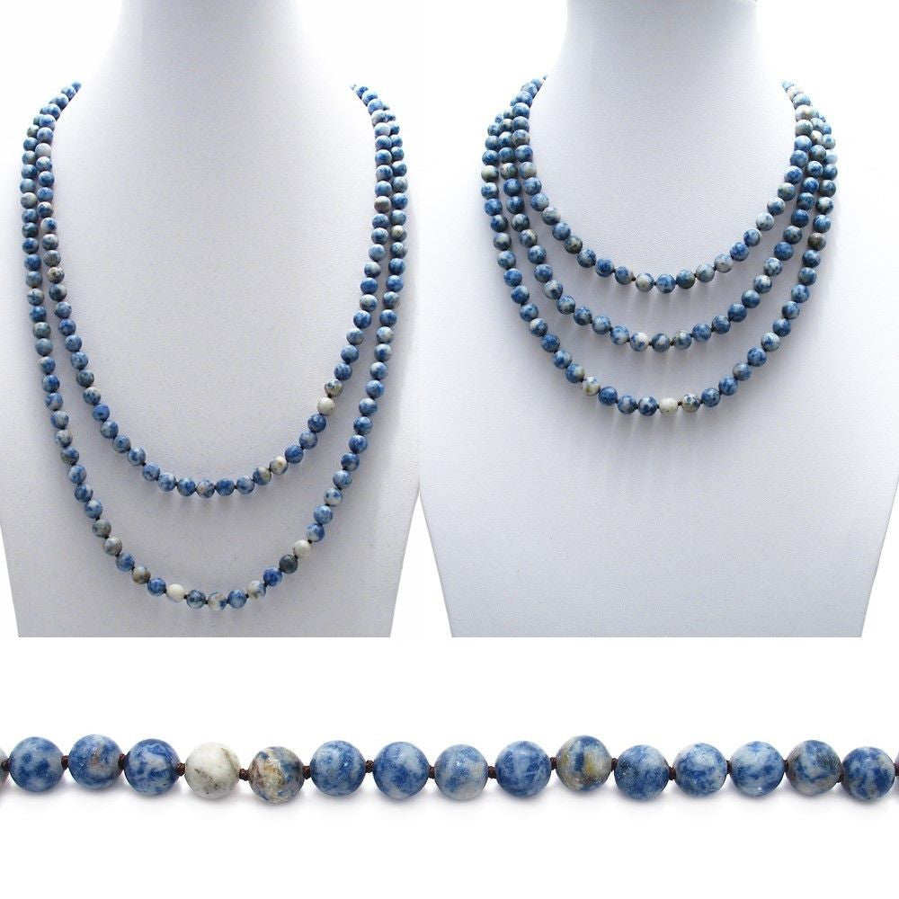 ns necklace sodalite of index images