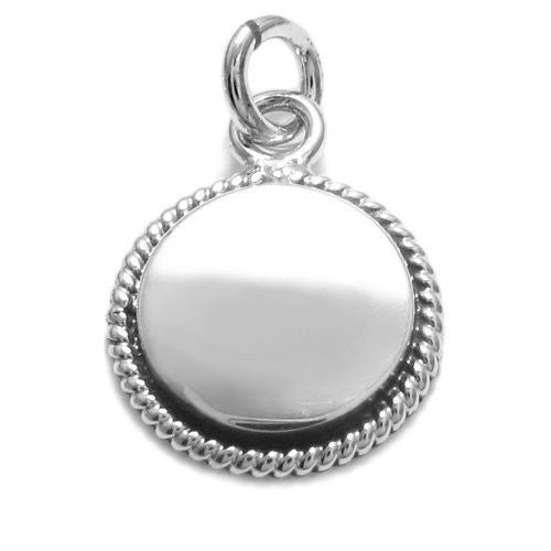 icon necklace women john pendant from zoom silver engravable pandora