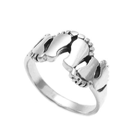 64e066d1cffa9 Ladies' Sterling Silver Rings without Stones - Tommyway.com