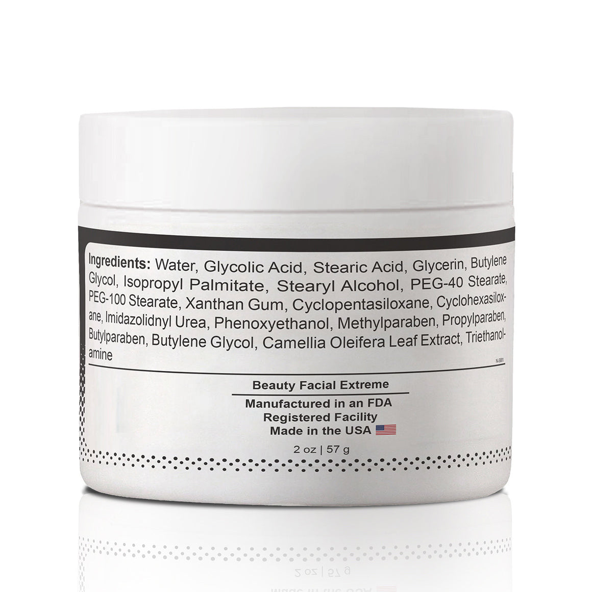 Glycolic Acid 15% Anti-Wrinkle Cream