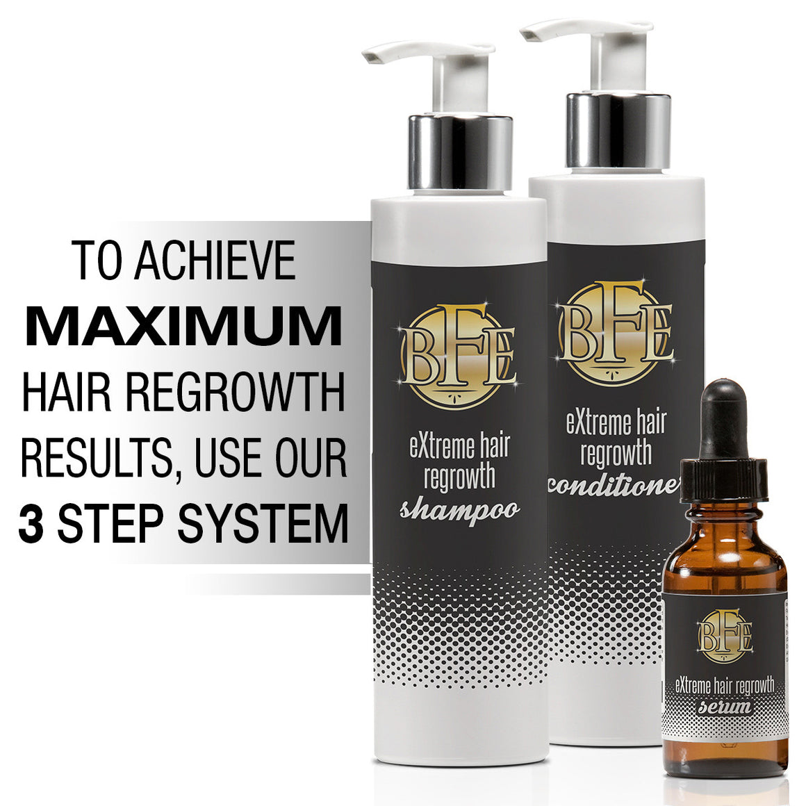 eXtreme Hair Regrowth Shampoo